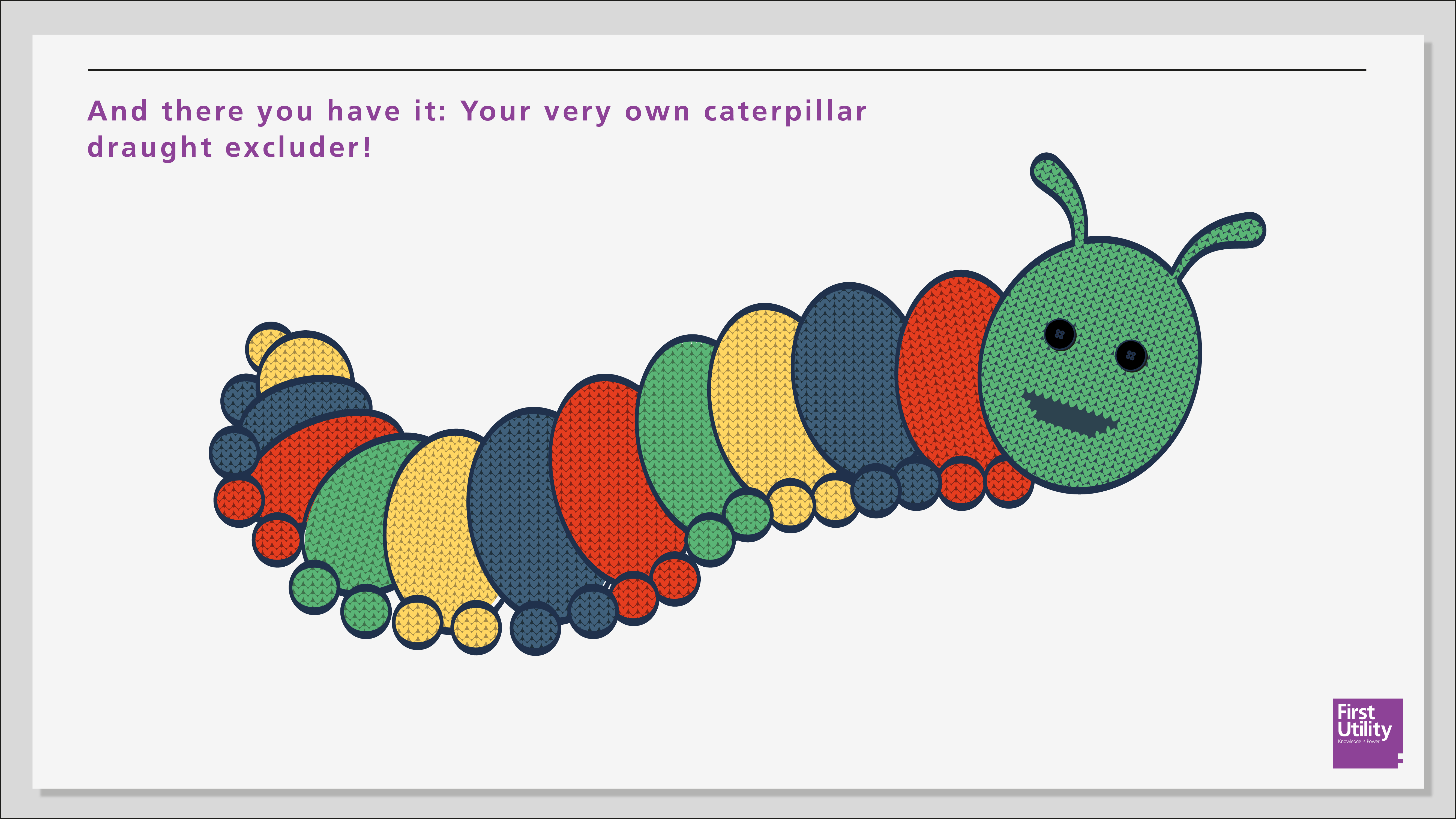 And there you have it! | Make Your Own Caterpillar Draught Excluder