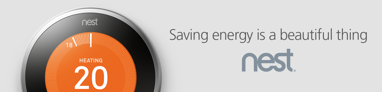 Get a Nest Thermostat at no additional cost with First Utility