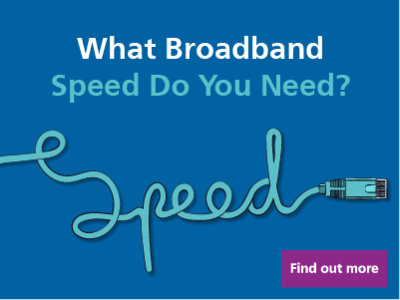 Broadband Speed