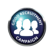 We're members of the Good Recruitment Campaign